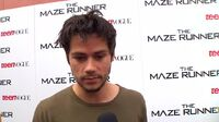The Maze Runner - Dylan O'Brian Interview