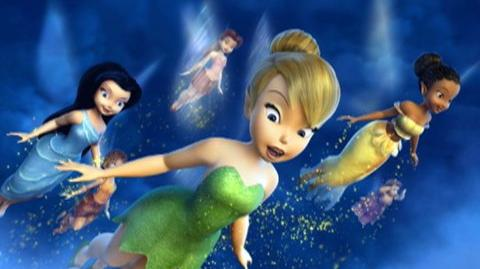 Tinker Bell (2008) - CT 1, pre