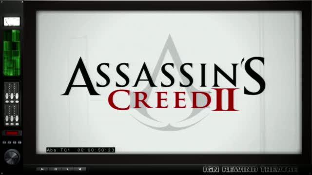 Assassin's Creed II Video - Assassin's Creed II Announcement Trailer