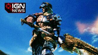 Capcom Unleashes Monster Hunter 4 Ultimate Trailer