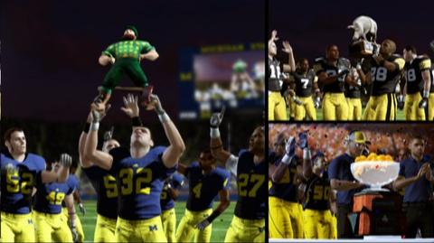 NCAA Football 13 (VG) (2012) - Playbook 1 Sights and Sounds trailer