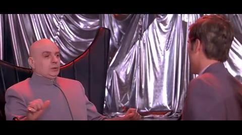 Austin Powers The Spy Who Shagged Me - mini me bites