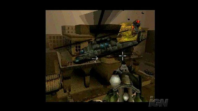 Call of Duty 4 Modern Warfare Nintendo DS Trailer - First Footage