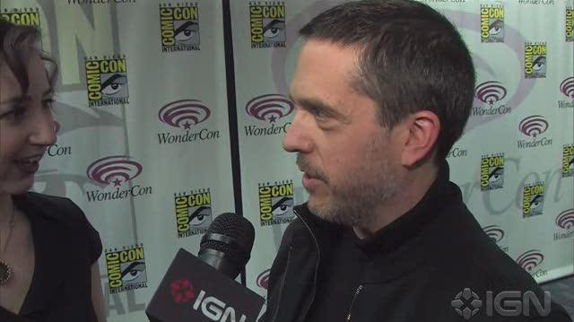 Toy Story 3 Movie Interview - WonderCon 10 Video Interviews