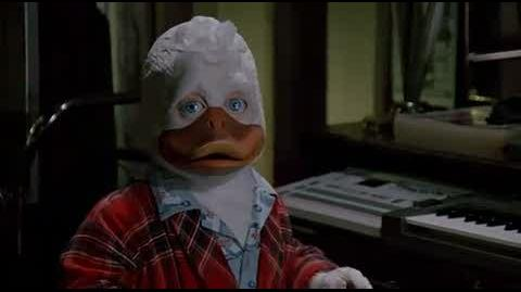 Howard the Duck - howard becomes band manager