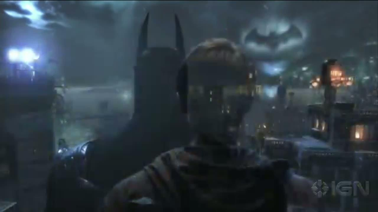 Batman Arkham City Armored Edition - Extended Gameplay Demo - E3 2012