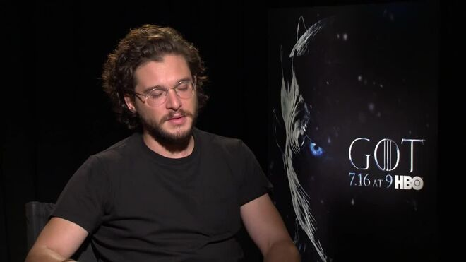 "Game of Thrones Kit Harington Plays ""Betray, Marry, Kill"""
