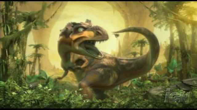 Ice Age Dawn of the Dinosaurs Movie Trailer - Teaser Trailer