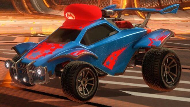 Rocket League Switch Reveal Trailer - E3 2017 Nintendo Spotlight