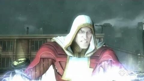 Injustice Gods Among Us - The Flash vs