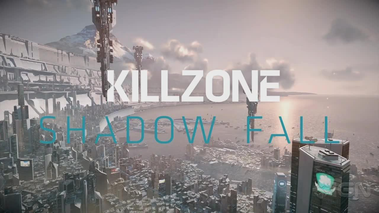 Killzone Shadow Fall Walkthrough - Chapter 2 Part 1