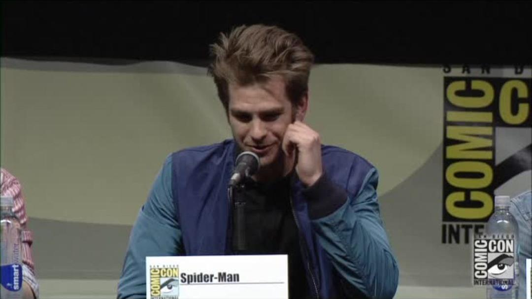 The Amazing Spider-Man 2 - Comic-Con Panel Part 2