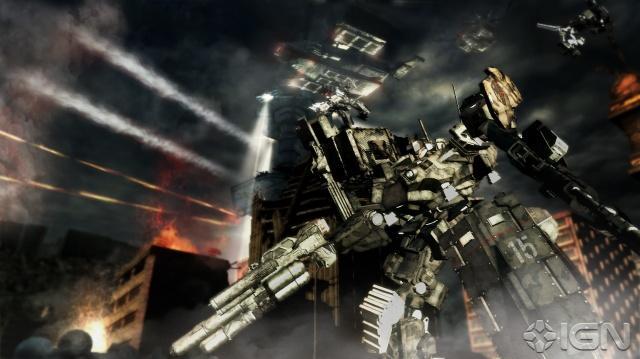 Armored Core V Doomsday Trailer