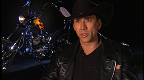 Ghost Rider (2006) - Interview Nicolas Cage On His Character And The Story