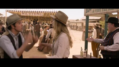 "A Million Ways To Die In The West - ""The Fair"" Clip"