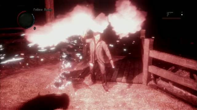 Alan Wake Xbox 360 Preview - Video Preview Use The Light