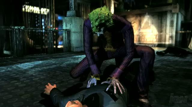 Batman Arkham Asylum Xbox 360 Trailer - Official Trailer