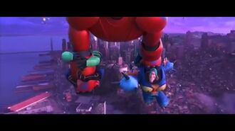 Big Hero 6 - NYCC Sizzle Trailer
