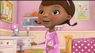 Doc McStuffins School of Medicine ( ) - Clip So Much Better Now, pre
