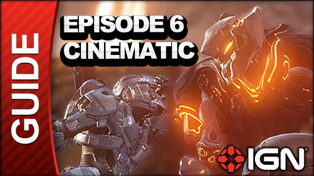 Halo 4 - Spartan Ops Scattered Legendary Walkthrough - Cinematic