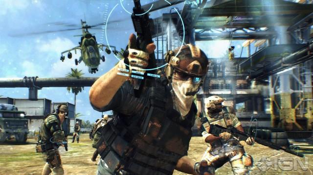 Ghost Recon 'Believe in Ghosts' Trailer