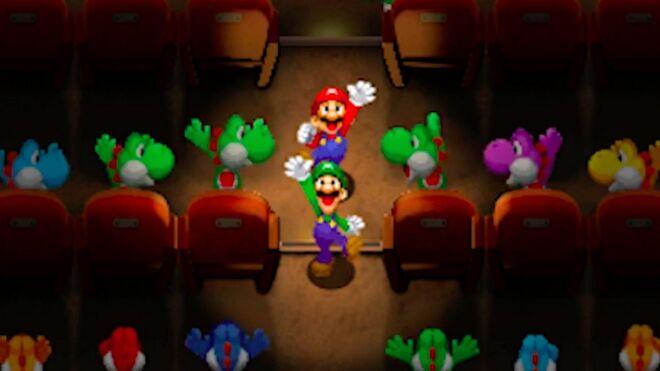 Mario and Luigi Superstar Saga + Bowser's Minions Official Trailer - E3 2017
