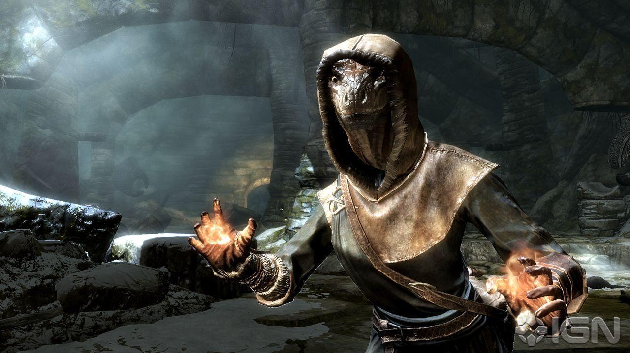 The Elder Scrolls V Skyrim The World of Skyrim