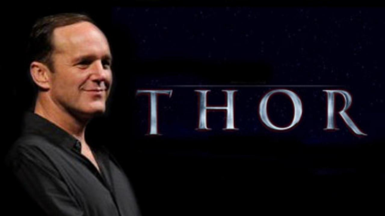 Clark Gregg Talks About Thor