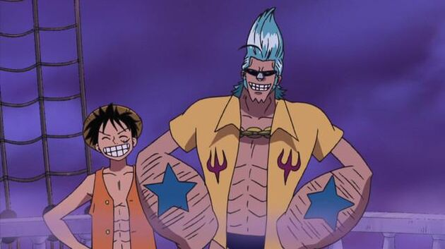 File One Piece - Episode 339 - One Unnatural Phenomenon After the Next! Disembarking On Thriller Bark
