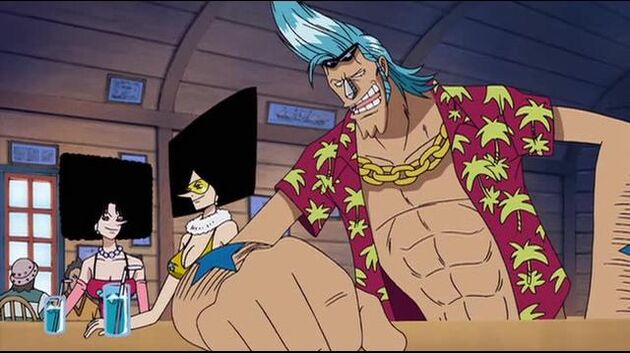 One Piece - Episode 240 - Eternal Farewell? Nico Robin The Woman Who Draws Darkness!