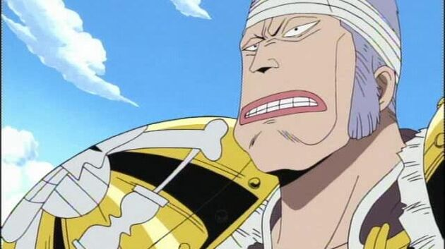 One Piece - Episode 27 - Cool-headed, Cold-hearted Demon! Pirate Fleet Chief Commander Ghin!