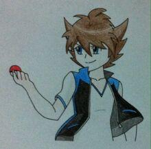 Pokémon Trainer Sora-0