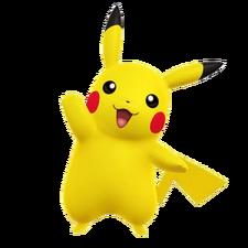 Pikachu Rumble