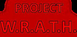 Project Wrath Logo