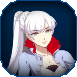 MoMENT Match icon - Weiss Schnee