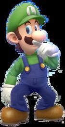 Luigi Rumble