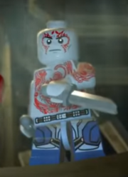LEGO Drax the Destroyer 2
