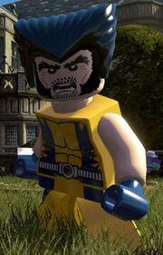 LEGO Wolverine 2