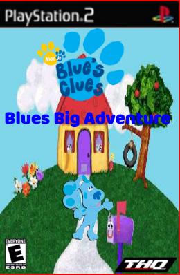 Blue's Clues: Blue's Big Adventure | Video Game Fanon Wiki ...