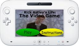 Rick astley game