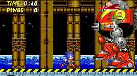 Sonic 2 - Boss Run Addendum - Final Boss Re-Record
