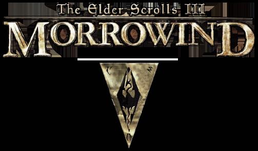 File:Morrowind-logo.png