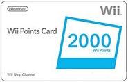 Wiipointscard1000