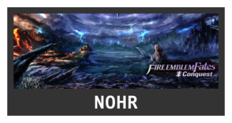 Super Smash Bros. Strife stage box - Nohr