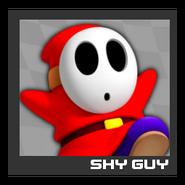 ACL Mario Kart 9 character box - Shy Guy