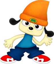 Parappa the rapper the rendder by nibroc rock-d9htxf3