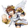 Pit - Kid Icarus SSB4 sprite 1