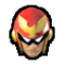 SSBStrife head icon - Captain Falcon 0