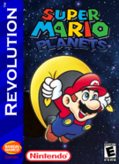Super Mario Planets Box Art 1