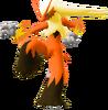 Super Smash Bros. Strife recolour - Blaziken 1